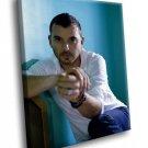 Gavin Rossdale Guitarist Rock Music Bush Band 40x30 Framed Canvas Art Print
