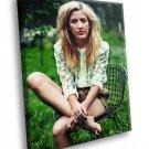 Ellie Goulding Singer Dream Pop Music 40x30 Framed Canvas Art Print