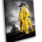 Breaking Bad TV Series Drama Walter White 40x30 Framed Canvas Art Print