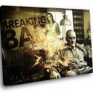 Breaking Bad Crime Drama TV Series Bryan Cranston 40x30 Framed Canvas Art Print