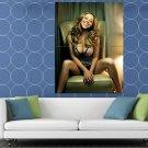 Mariah Carey Smile Cleavage Beautiful Hot Sexy HUGE 48x36 Print POSTER