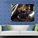 Mila Kunis Car Boots Amazing Hot Sexy Actress Rare HUGE 48x36 Print POSTER