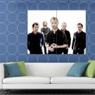 The National Indie Rock Band Music Group HUGE 48x36 Print POSTER