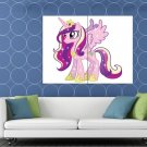 Princess Cadance My Little Pony Friendship Is Magic HUGE 48x36 Print POSTER