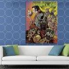 Shredder Teenage Mutant Ninja Turtles Cool Art TMNT HUGE 48x36 Print POSTER