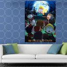 South Park The Stick Of Truth Cool Art Huge 48x36 Print Poster