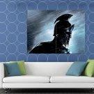 Rise Of An Empire 2014 Movie Spartan Helmet Rain HUGE 48x36 Print POSTER
