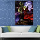 Trigun Vash The Stampede Amazing Cool Painting Anime HUGE 48x36 Print POSTER