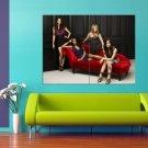 Pretty Little Liars Teen Drama TV Series Cast 47x35 Print Poster