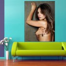 Mila Kunis Actress Model Hot Brunette 47x35 Print Poster