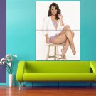 Lea Michele Actress 47x35 Print Poster