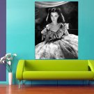 Vivien Leigh Gone With The Wind 47x35 Print Poster