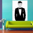 Justin Timberlake Singer 47x35 Print Poster