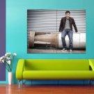 James Blunt Singer Pop Rock Music 47x35 Print Poster