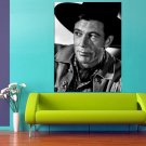 Gary Cooper Legend Actor The Westerner Movie BW 47x35 Print Poster