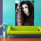 Lorde Electronic Music Art Pop 47x35 Print Poster