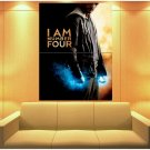 I Am Number Four Alex Pettyfer John Smith Movie 47x35 Print Poster