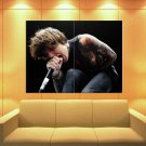 Oliver Sykes Oli Sykes Bring Me The Horizon Music 47x35 Print Poster