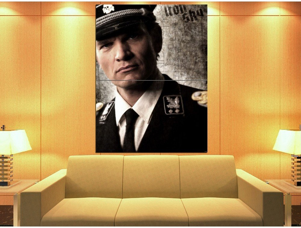 Iron Sky Gotz Otto Klaus Adler Movie 47x35 Print Poster