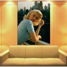 Jane Mansfield Playboy Star Actress Sex Symbol Blonde 47x35 Print Poster