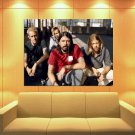 Foo Fighters Rock Band Music Huge Giant Print Poster