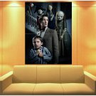 Doctor Who Tv Series Huge Giant Print Poster