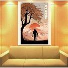 The Wolverine Japan Movie 2013 Japanese Cool Art Huge Giant Print Poster