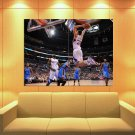 Blake Griffin Alley Oop Dunk Clippers Basketball Huge Giant Print Poster