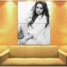 Mila Kunis Beautiful Actress Bw Rare Huge Giant Print Poster