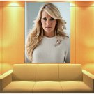 Carrie Underwood Country Music Singer Rare Huge Giant Print Poster