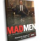Mad Men TV Series 30x20 Framed Canvas Print