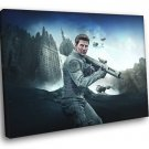 Oblivion Movie Drones Tom Cruise Weapon 30x20 Framed Canvas Print