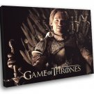Jaime Lannister Iron Throne Game Of Thrones 30x20 Framed Canvas Print
