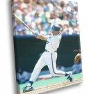 George Brett Kansas City Royals Classic Baseball 30x20 Framed Canvas Print