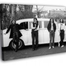 The Beatles Starr McCartney Harrison Lennon 30x20 Framed Canvas Print