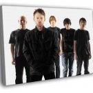 Radiohead Awesome Music Alternative Rock Band 30x20 Framed Canvas Print