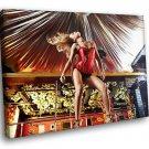 Bar Sexy Stripper Dancer Erotic 30x20 Framed Canvas Art Print