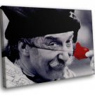 Patch Adams Robin Williams Red Clown Nose 30x20 Framed Canvas Art Print