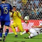 Mario Gotze Goal Final Germany Argentina 2014 Brazil 32x24 Wall Print POSTER
