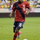 DaMarcus Beasley USA Football Soccer Sport 32x24 Wall Print POSTER
