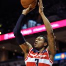 Bradley Beal Washington Wizards Shot Basketball Sport 32x24 Wall Print POSTER
