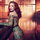 Jessica Chastain Beautiful Hot Actress 32x24 Wall Print POSTER