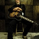 Kristoffer Kris Kristofferson Singer Guitar Actor 32x24 Wall Print POSTER