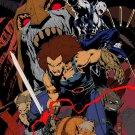 ThunderCats Characters Cartoon TV Series Awesome Art 32x24 Wall Print POSTER
