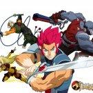 ThunderCats Characters Cartoon TV Series Amazing Art 32x24 Wall Print POSTER