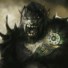 Great Goblin The Hobbit Awesome Art 32x24 Wall Print POSTER