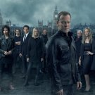 24 Live Another Day Characters Cast Tv Series 32x24 Wall Print POSTER