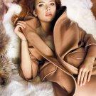 Scarlett Johansson Actress 32x24 Wall Print POSTER