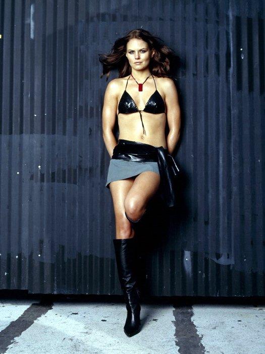 Jennifer Morrison Hot Actress Beautiful Sexy Model 32x24 Wall Print POSTER
