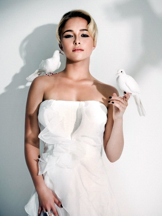 Hayden Panettiere Beautiful Cute Actress 32x24 Wall Print POSTER